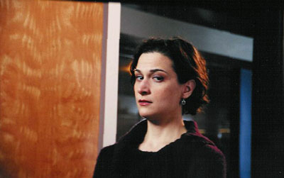 Katie (Nurit Monacelli) bursts into Jack's empty office.